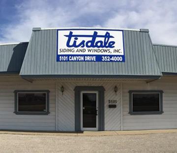 Tisdale Siding Amp Windows Inc Amarillo Tx